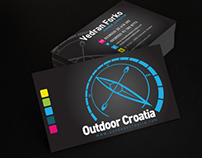 Outdoor Croatia branding