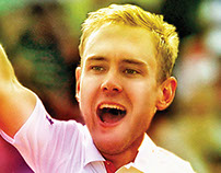 Bobble Head - Stuart Broad