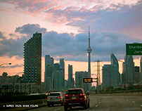A day in downtown Toronto