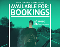Booking Promo - Dj Conde
