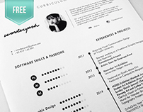 Curriculum Vitae Template: Available for Download.