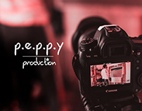 Peppy Production : Website Design