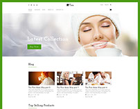 Tea – Responsive eCommerce Tea Packs Shopify Theme