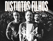 Cartaz banda @distintosfilhos