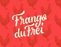 Frango du Frei visual identity