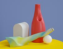 VR Sculpts 01