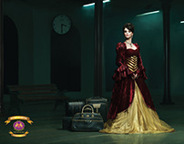 The Golden Chariot Press ads