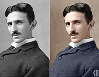 World Great Personalities Colorized