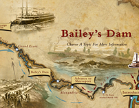 Bailey's Dam Fort Randolph & Buhlow State Historic Site
