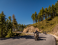 Royal Enfield_Tour of Bhutan 2017