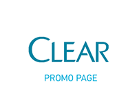 Clear. Promo page