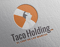Taco Holding - Rediseño de Marca - Propuesta
