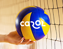 Branding: Carol Volleyball Performance