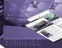 Página Web Forostec