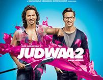 JUDWAA 2 poster 2
