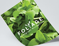 Foliage Homegrown Microgreens