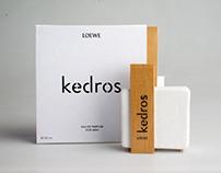 Kedros | Branding & Packaging Perfum Project