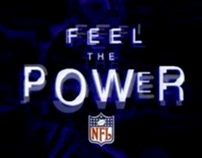 """NFL Feel The Power TV :60 """"Come Play With Us"""""""