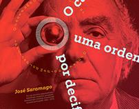 O caos é | Poster