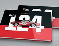 FIAT 124 Spider's Book