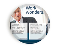 Wunderlich Financial Website