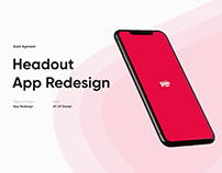Headout App Redesign - Prototype