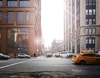 11th Ave. Manhattan, Ricardo Bofill Taller Arquitectura