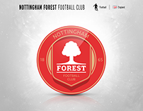 Nottingham Forest | logo redesign