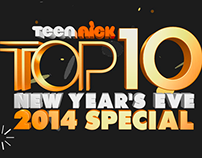 TeenNick Top 10 New Years Eve Special