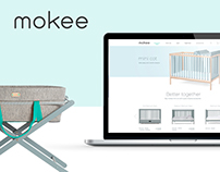 Mokee – e-commerce redesign
