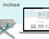 Mokee – e-commerce redesign