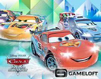 Poster Cars2