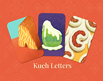 Kueh Letters