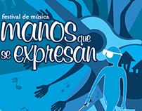 Imagen del Festival de música Manos que se expresan