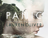 Lauren Oliver's Panic // Cover Illustration