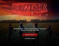 Spotify x Stranger Things 2