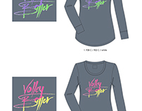 Lucky Dog Volleyball Tees & Promotions