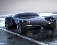 Porsche 9e1 Concept