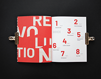 Join the Revolution Booklet