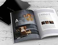 Lumart | Catalog Design