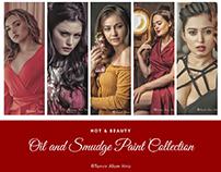 Digital Art | Oil & Smudge Paint