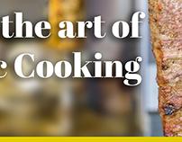 Turkish Doner House Food Photography Digital Marketing