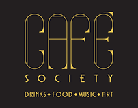 CafeSocietySP | Branding editorial e Community Manager