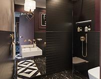 Bathroom / Poznań