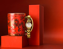 Timex - Chinese New Year Concept.