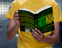 """""""Frogman"""" - book cover"""