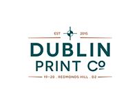 Dublin Print Co. Branding