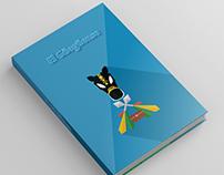 """Propuesta de Diseño de Portada Libro de """"El Güegüense"""""""