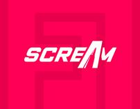 Identité Visuelle Adil `ScreaM` Benrlitom
