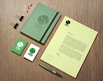 Stan Garden Visual Identity Design